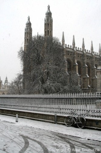 Cambridge in Snow - Photo 9